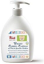 Düfte, Parfümerie und Kosmetik 2in1 Duschgel und Shampoo für Kinder - Trudi Baby Care Body Wash & Shampoo