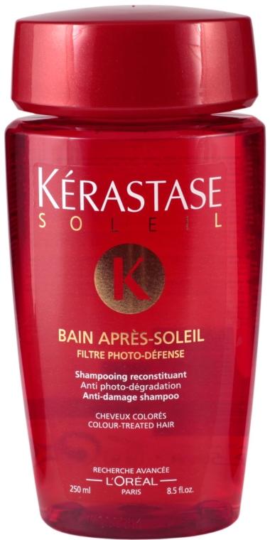 Farbschutz-Shampoo für coloriertes Haar - Kerastase Bain Apres Soleil — Bild N2