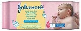 Düfte, Parfümerie und Kosmetik Feuchte Babypflegetücher Sensitive - Johnson's Baby Extra Sensitive