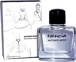 Düfte, Parfümerie und Kosmetik Antonio Miro Esencia - Eau de Toilette (Mini)