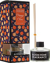 Düfte, Parfümerie und Kosmetik Raumerfrischer Orange & Clove - Bloom Reed Diffuser Orange & Clove