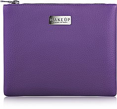 "Düfte, Parfümerie und Kosmetik Kosmetiktasche ""Lofty"" violett 21x17 cm - MakeUp"
