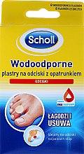 Düfte, Parfümerie und Kosmetik Wasserfeste Hühneraugen Pflaster 8 St. - Scholl Waterproof Bandages