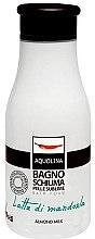 Düfte, Parfümerie und Kosmetik Schaumbad mit Mandelmilch - Aquolina Bath Foam Almond Milk
