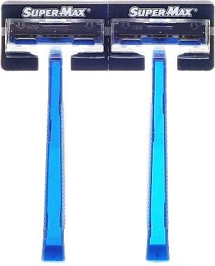 Einwegrasierer 48 St. - Super-Max Twin Blade — Bild N1