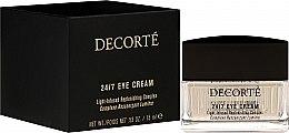 Düfte, Parfümerie und Kosmetik Erfrischende Augenkonturcreme - Cosme Decorte Vi-Fusion 24/7 Eye Cream