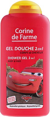 2in1 Duschgel für Körper und Haar - Corine De Farme  — Bild N2