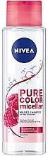 Düfte, Parfümerie und Kosmetik Mizellenshampoo für gefärbtes Haar - Nivea Pure Color Micellar Shampoo