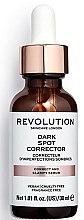 Düfte, Parfümerie und Kosmetik Gesichtsserum gegen Pigmentflecken - Revolution Skincare Dark Spot Corrector