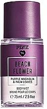Düfte, Parfümerie und Kosmetik Parfümierter Körpernebel - Victoria's Secret Pink Mini Body Mist Beach Flower