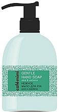 Düfte, Parfümerie und Kosmetik Sanfte Handseife mit Aloe und Verbene - Cafe Mimi Gentle Hand Soap