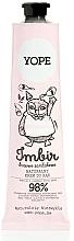 Düfte, Parfümerie und Kosmetik Handcreme - Yope Imbir Hand Cream