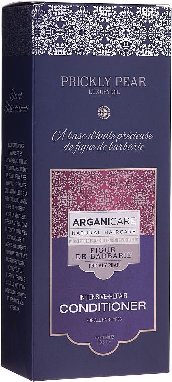 Intensiv regenerierende Haarspülung mit Argan- und Kaktusfeigenöl - Arganicare Prickly Pear Intensive-Repair Conditioner