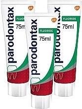 Düfte, Parfümerie und Kosmetik Zahnpasta (3x 75 ml) - Parodontax Fluoride