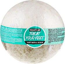 Düfte, Parfümerie und Kosmetik Entspannendes Fußbad - Beauty Jar Treat Your Feet Foot Bath&Scrub