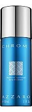 Düfte, Parfümerie und Kosmetik Azzaro Chrome - Deospray