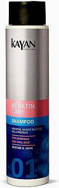 Shampoo für geschädigtes Haar - Kayan Professional Keratin Care Shampoo — Bild N1