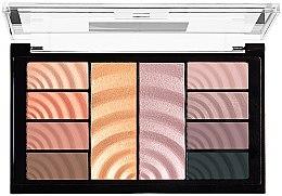Lidschatten- und Highlighter-Palette - Maybelline Total Temptation Eyeshadow + Highlight Palette — Bild N3