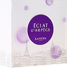Düfte, Parfümerie und Kosmetik Lanvin Eclat D`Arpege - Duftset (Eau de Parfum 50ml + Körperlotion 100ml)
