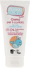 Düfte, Parfümerie und Kosmetik Wundschutzcreme mit Sheabutter und Passionsblumenextrakt - Ekos Baby Nappy Change Cream