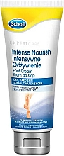 Düfte, Parfümerie und Kosmetik Intensiv pflegende Fußcreme für trockene und reife Haut - Scholl Expert Care Intense Nourish Foot Cream