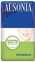 Düfte, Parfümerie und Kosmetik Ultra dünne Slipeinlagen 18 St. - Ausonia Compresses Extraplana