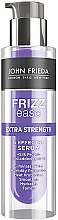 Düfte, Parfümerie und Kosmetik Anti-Frizz Haarserum Extra starker Halt - John Frieda Frizz-Ease Extra Strength 6 Effects Serum