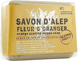 Düfte, Parfümerie und Kosmetik Aleppo-Seife mit Orangenduft für Gesicht und Körper - Tade Aleppo Orange Scented Soap