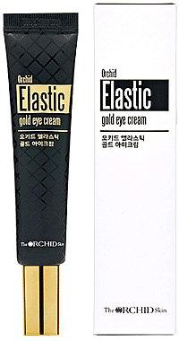 Straffende Augencreme mit Goldpartikeln - The Orchid Skin Elastic Gold Eye-Cream — Bild N1