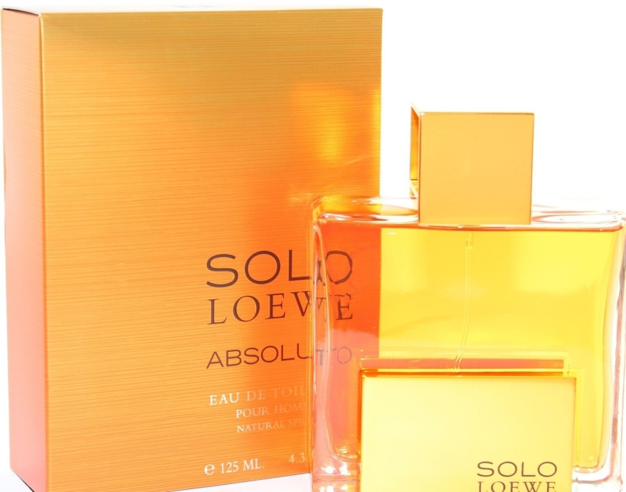 Loewe Solo Loewe Absoluto - Eau de Toilette — Bild N3