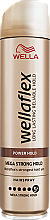 Düfte, Parfümerie und Kosmetik Haarlack Mega starker Halt - Wella Pro Wellaflex