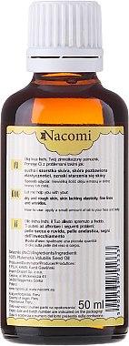 Inka-Erdnussöl für Gesicht und Körper - Nacomi Olej Inca Inchi Odbudowa Kolagenu Skóry — Bild N4