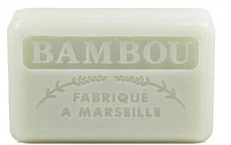 Düfte, Parfümerie und Kosmetik Handgemachte Naturseife Bambou - Foufour Savonnette Marseillaise Bambou