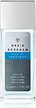 Düfte, Parfümerie und Kosmetik David Beckham Made of Instinct - Parfümiertes Körperspray