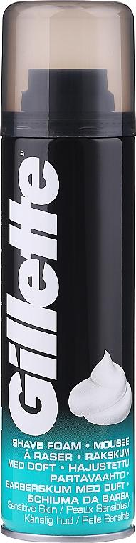 Rasierschaum - Gillette Sensitive Skin Foam