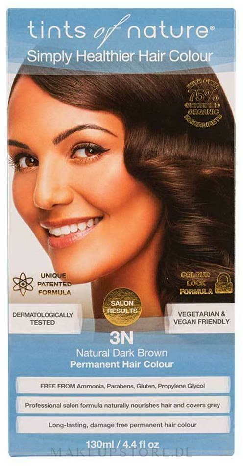 Permanente Haarfarbe - Tints Of Nature Permanent Colour — Bild 3N