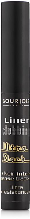 Eyeliner - Bourjois Liner Clubbing Ultra Black — Bild N1