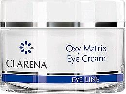 Düfte, Parfümerie und Kosmetik Sauerstoff-Creme für den Augenbereich - Clarena Eye Vision Line Oxy Matrix Eye Cream