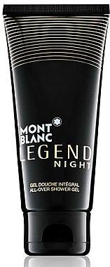 Duschgel - Montblanc Legend Night — Bild N1