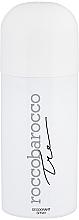 Düfte, Parfümerie und Kosmetik Roccobarocco Tre - Deospray