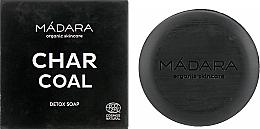 Düfte, Parfümerie und Kosmetik Detox-Reinigungsseife mit Aktivkohle - Madara Cosmetics Charcoal Detox Soap