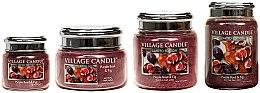 Duftkerze Purple Basil & Fig - Village Candle Purple Basil & Fig Glass Jar — Bild N3