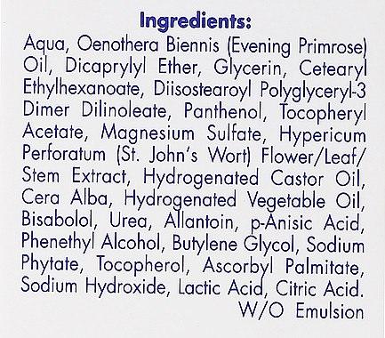 Pflegende Kindercreme mit Nachtkerzenöl, Vitamin-Komplex und Johanniskraut-Extrakt - Eubos Med Dry Skin Children Cream — Bild N4