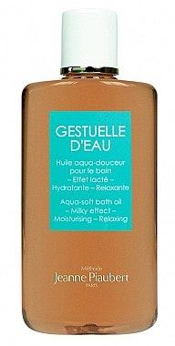 Badeöl - Methode Jeanne Piaubert Gestuelle d'Eau Aqua-Soft Bath Oil Milky Effect — Bild N1