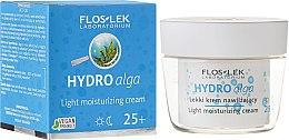 Düfte, Parfümerie und Kosmetik Intensive feuchtigkeitsspendende Gesichtscreme - Floslek Hydro Alga 25+