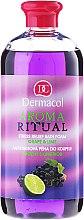 Düfte, Parfümerie und Kosmetik Badeschaum mit Trauben- und Limettenduft - Dermacol Aroma Ritual Bath Foam Grape & Lime