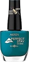 Düfte, Parfümerie und Kosmetik Nagellack - Astor Perfect Stay Gel Shine Nail Polish