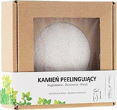 Düfte, Parfümerie und Kosmetik Peelingstein aus natürlicher weißen Tonerde für Körper - Pierre de Plaisir Natural Scrubbing Stone Body