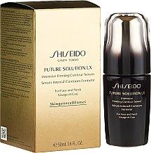 Düfte, Parfümerie und Kosmetik Gesichtsserum - Shiseido Future Solution LX Intensive Firming Contour Serum