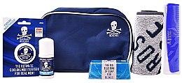 Düfte, Parfümerie und Kosmetik Set - The Bluebeards Revenge Body Kit (cream/20 ml + deo/50 ml + soap/175g + towel + bag+ brush)